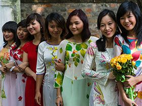 那邊的大陸新娘或越南新娘外籍新娘推薦迎娶?